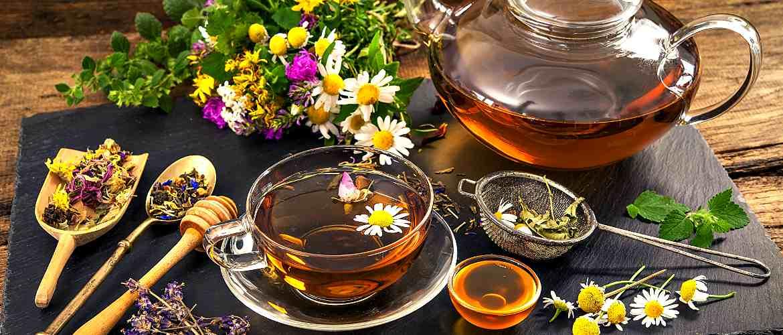 травяные чаи на каждый день польза